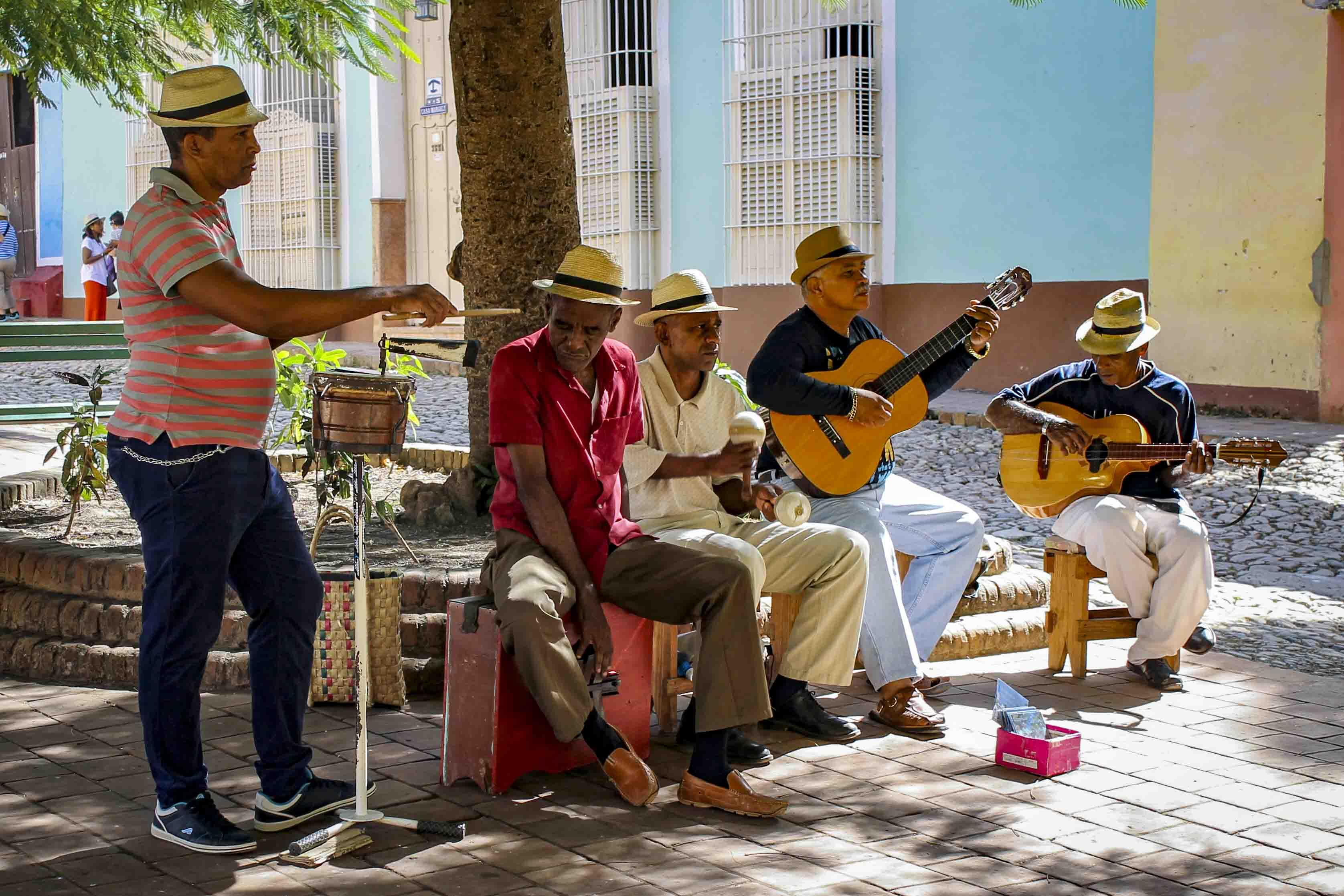 Muzikaal Cuba