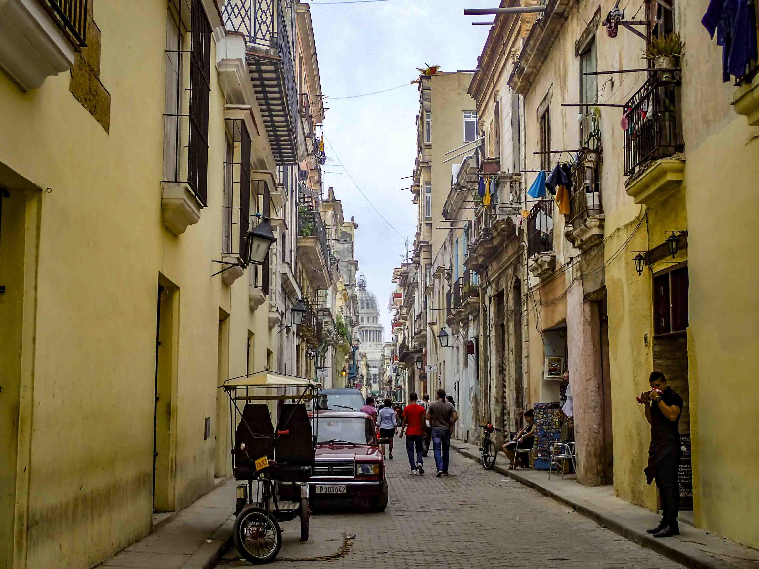 De straten van Havanna