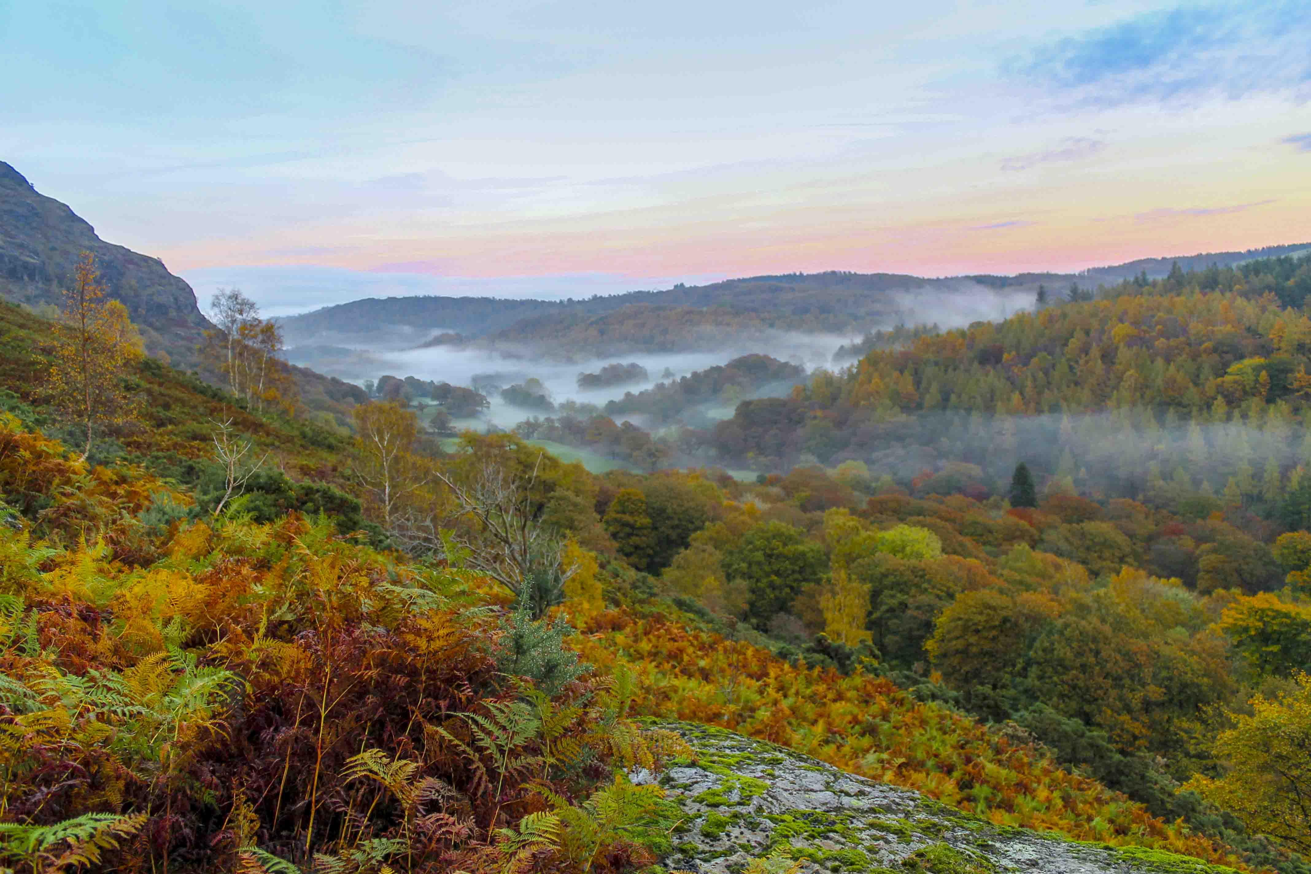Herfst in het Lake District