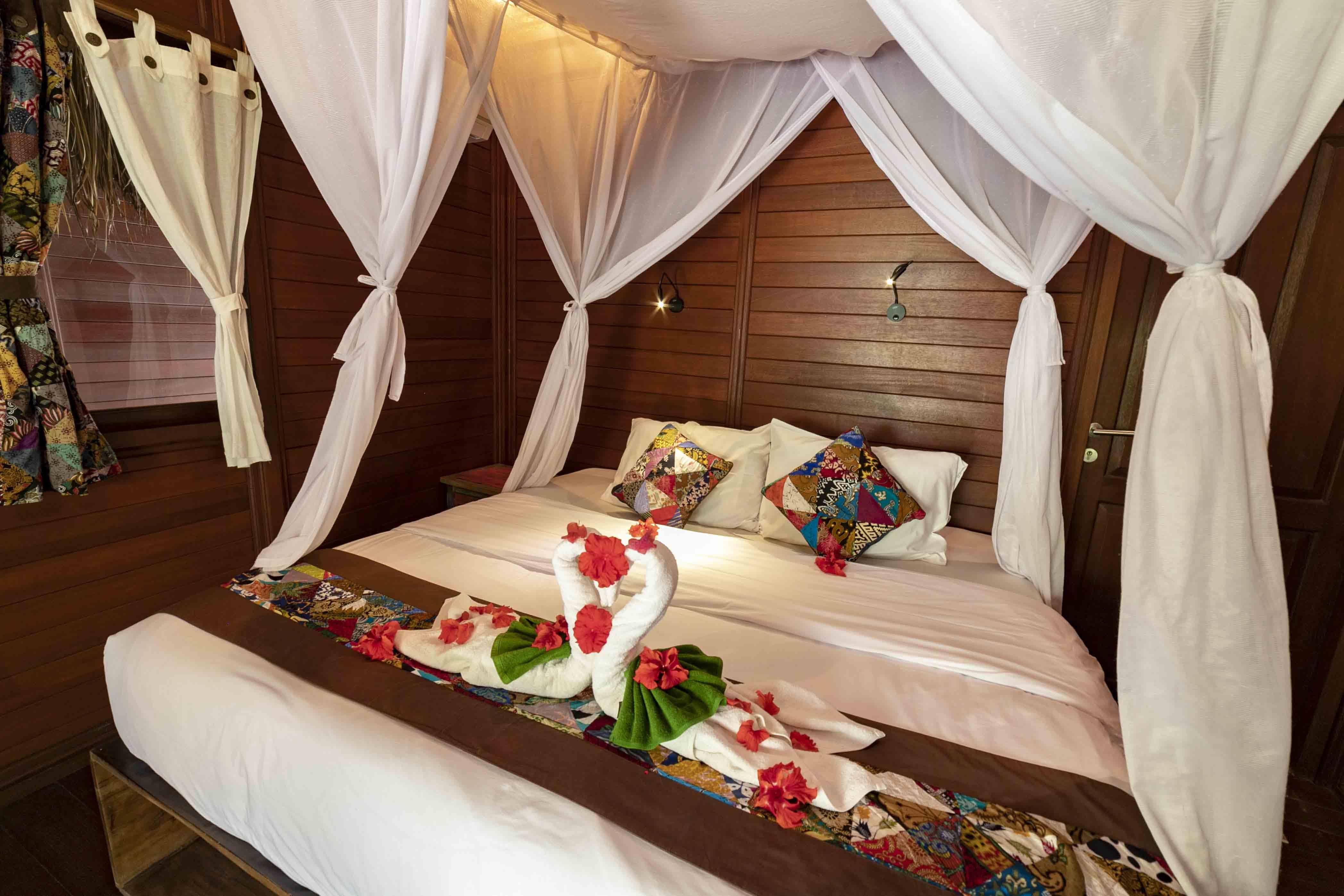 Ceningan Resort Deluxe Bungalow