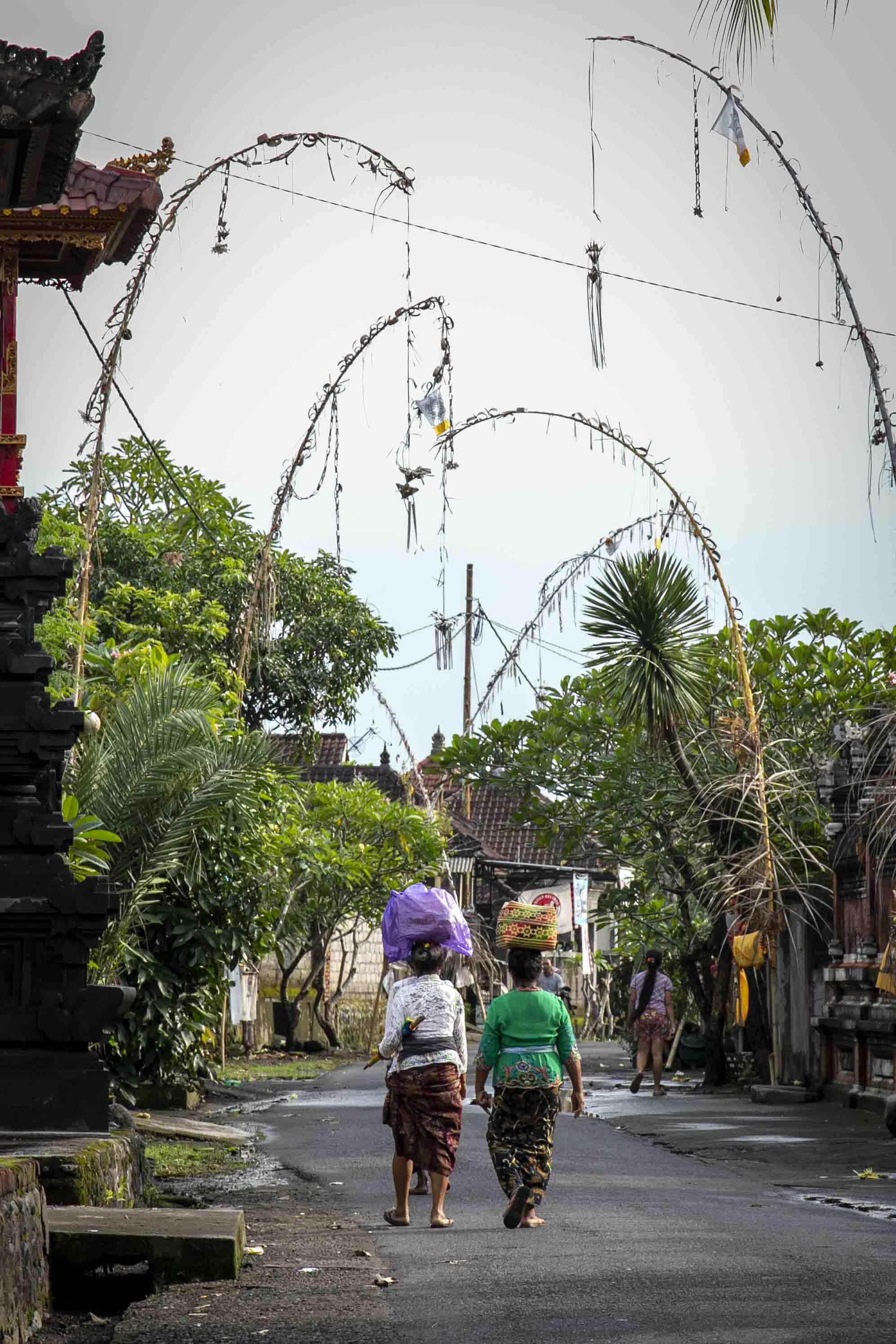 Lokaal leven op Bali