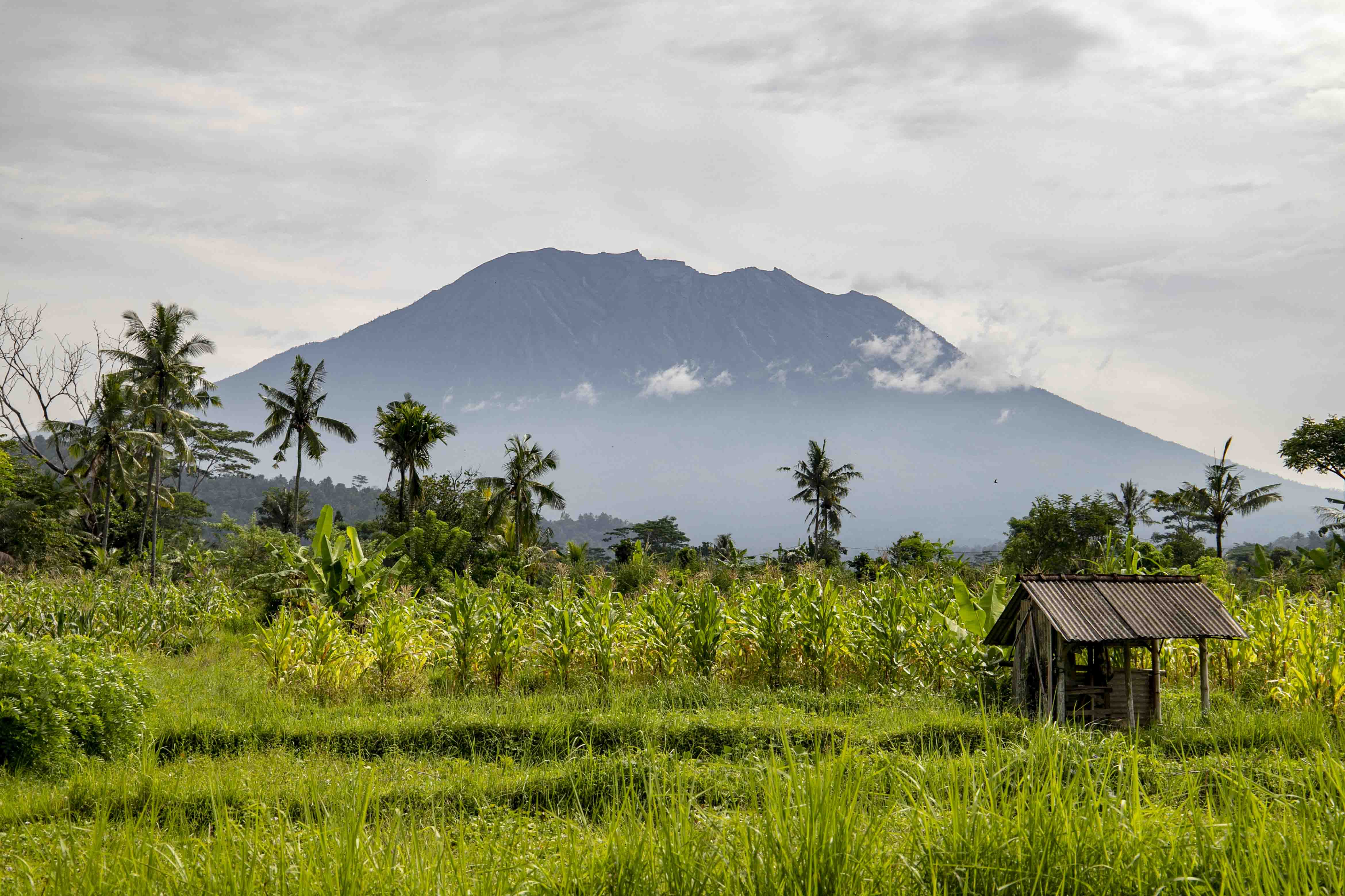 Mighty Mt. Agung